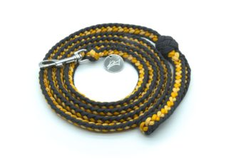 Handmade Kumihimo Hayato Leash by Kanji