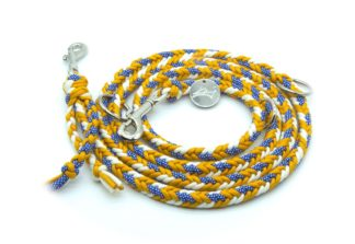 Handmade Kumihimo The Captain Leash by Kanji