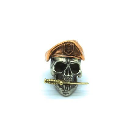 Handgemade Commando Skull von Contour Paracord