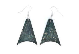 Emerald Edition Earrings II