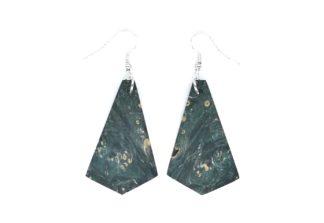 Emerald Edition Earrings III