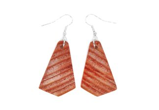 Copper Edition Earrings IV
