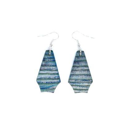 Aquamarine Edition Earrings I