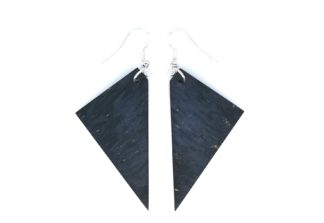 Charcoal Edition Earrings I