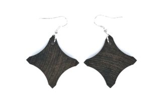 Wenge Edition Earrings I