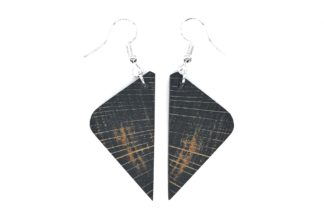 Light Stripes Edition Earrings III