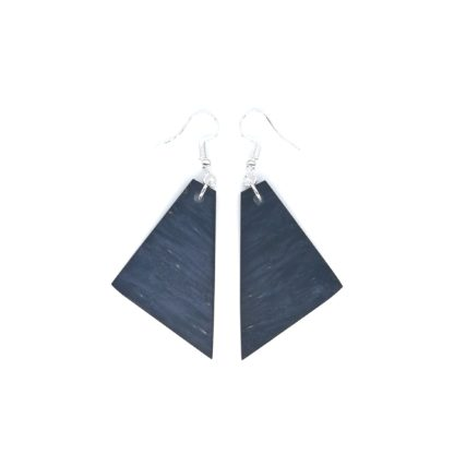 Charcoal Edition Earrings III