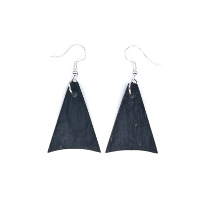 Charcoal Edition Earrings IV