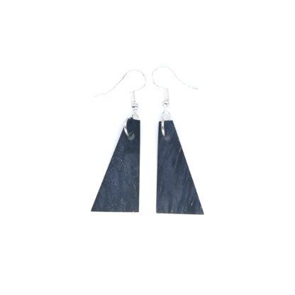 Charcoal Edition Earrings V