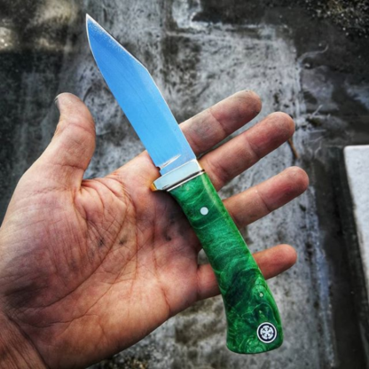 Hunting Knife Jadeholz